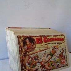 Tebeos: ¡¡ LOTE: EL CACHORRO, TOMOS 1º AL 15. COMPLETOS.1985... !!. Lote 222534915