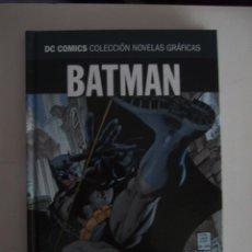 """Livros de Banda Desenhada: DC COMICS - BATMAN """"SILENCIO (PARTE I)"""" - COLECCIÓN NOVELAS GRÁFICAS - SALVAT. Lote 223009896"""