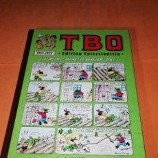 Tebeos: TBO. 1951-1953. EDICION COLECCIONISTA. LAS MEJORES PAGINAS DE BENEJAM Y COLL. SALVAT 2010. Lote 224473775