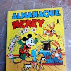 Tebeos: ALMANAQUE MICKEY 1956 FACSIMIL. Lote 225846662