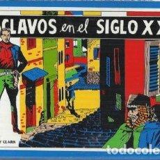 Tebeos: ROY CLARK. ESCLAVOS EN EL SIGLO XX (COLECCION COMANDOS) COMPLETA 26 NUMEROS EN ESTUCHE - OFM15. Lote 226606530