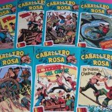 Giornalini: EL CABALLERO DE LA ROSA 7 COMPLETA MAGA REEDICION NUEVA. Lote 230096730