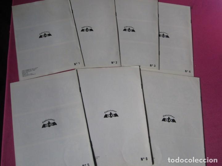 Tebeos: EL CABALLERO DE LA ROSA 7 COMPLETA MAGA REEDICION NUEVA - Foto 2 - 232037500