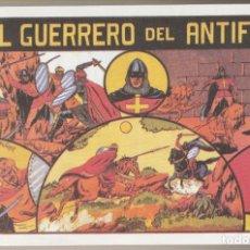 Livros de Banda Desenhada: EL GUERRERO DEL ANTIFAZ. LOTE DE 8 EJEMPLARES DEL 1 AL 8. VALENCIANA. ¡IMPECABLES. Lote 232508355