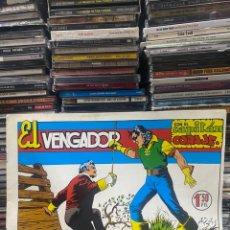 BDs: EL VENGADOR CON EL CAPITÁN CORAJE NÚMERO 1. Lote 232852355