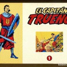 Tebeos: EL CAPITAN TRUENO 1 - EL PERIODICO. Lote 233362225
