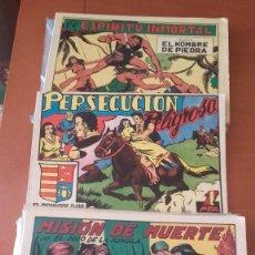 Tebeos: LOTE 10 TOMITOS REEDICIÓN EDICIONES JLA. Lote 235459870