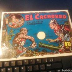 Tebeos: EL CACHORRO EN LA ISLA CORSARIA. Lote 235799090