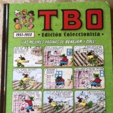 Tebeos: TBO - EDICIÓN COLECCIONISTA - 1951-1953 - SALVAT. Lote 235907825