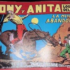 Giornalini: TONY Y ANITA EN LA MINA ABANDONADA. Lote 238160755