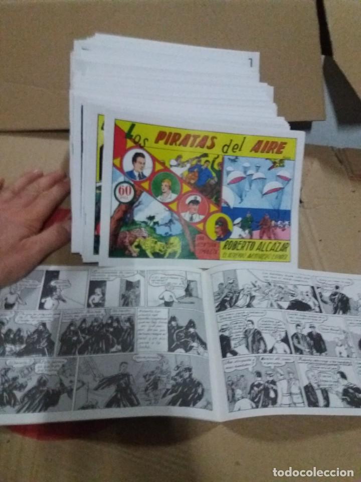 ROBERTO ALCAZAR Y PEDRIN DEL NUMERO 1 AL 400 DE LA COLECCION EN REEDICION, (Tebeos y Comics - Tebeos Reediciones)