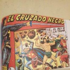 BDs: COMICS EL CRUZADO NEGRO. Lote 238544520