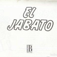 Livros de Banda Desenhada: EL JABATO - TOMO - REEDICIONES DEL Nº 289 AL 336 INCLUSIVE NUEVOS. Lote 240815690