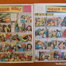 Giornalini: JUVENTUD AUDAZ - COMPLETA - 2 TOMOS - REEDICION (GO). Lote 241100655
