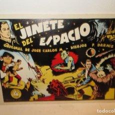 BDs: COMICS REEDICION EL JINETE DEL ESPACIO COLECCION COMPLETA 1 TOMO,NUEVO,BARATO. Lote 241430955