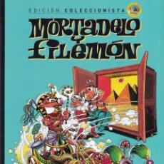 Tebeos: MORTADELO Y FILEMÓN - VOL. 1 MAQUINA DEL CAMBIAZO - SALVAT 2011 - EDICIÓN COLECCIONISTA. Lote 242458975