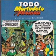 Tebeos: TODO MORTADELO Y FILEMÓN, Y OTROS PERSONAJES DE IBAÑEZ - Nº 28 - EDICIONES B 2005. Lote 268791759