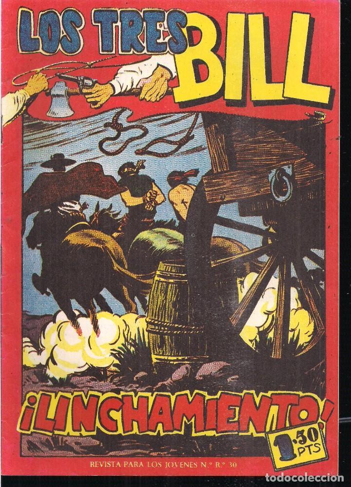 LOS TRES BILL Nº 17: ¡LINCHAMIENTO! (Tebeos y Comics - Tebeos Reediciones)