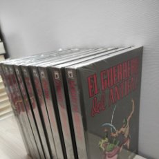 Tebeos: EL GUERRERO DEL ANTIFAZ. EDITORIAL ANDALUCÍA. PLASTIFICADOS. Lote 245028205