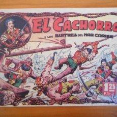 Giornalini: EL CACHORRO Nº 1 - LOS BUITRES DEL MAR CARIBE - FACSIMIL (BV). Lote 247111700