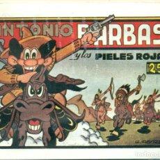 Tebeos: ANTONO BARBAS DE IRANZO COMPLETA REEDICION. Lote 247577130