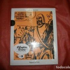 Tebeos: EL CAPITÁN TRUENO Nº 8 EDICIÓN COLECCIONISTA. Lote 250303285