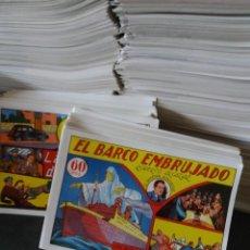 Giornalini: COLECCION INCREIBLE DE ROBERTO ALCÁZAR Y PEDRIN DESDE EL NÚM 1 AL 400 EN REEDICIÓN. Lote 252781025