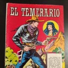 Tebeos: EL TEMERARIO. Lote 254052660