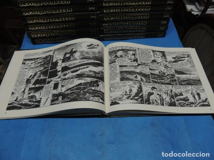 Tebeos: HAZAÑAS BÉLICAS. EDICIÓN COLECCIONISTA .18 TOMOS COMPLETA - Foto 5 - 254081465