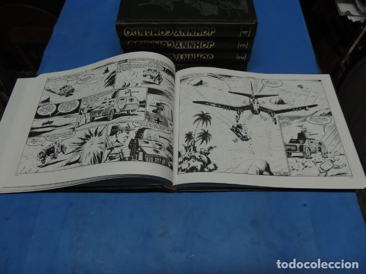 Tebeos: JOHNNY COMANDO Y GORILA. EDICIÓN COLECCIONISTA . 5 TOMOS COMPLETA - Foto 6 - 254085255