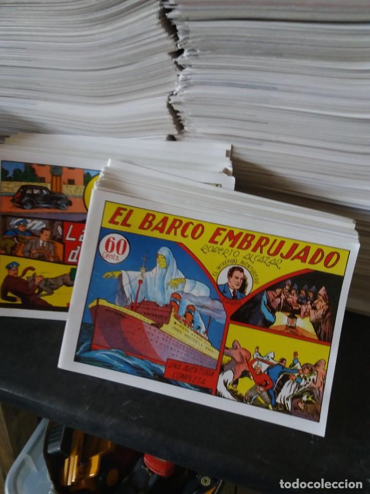 COLECCION INCREIBLE DE ROBERTO ALCÁZAR Y PEDRIN DESDE EL NÚM 1 AL 400 EN REEDICIÓN (Tebeos y Comics - Tebeos Reediciones)