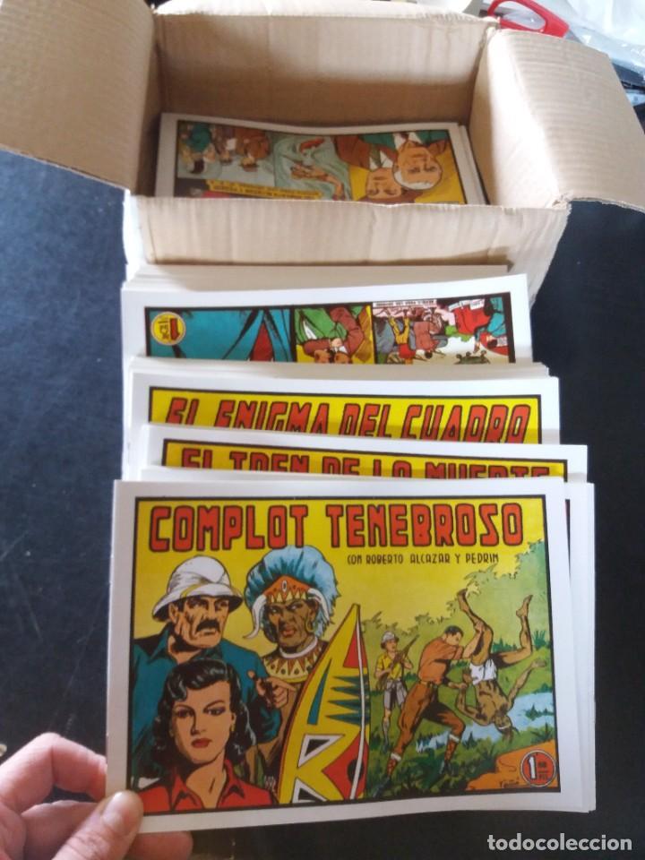 ROBERTO ALCÁZAR Y PEDRIN DEL NÚM 301 AL 400 ( REEDICIÓN ) (Tebeos y Comics - Tebeos Reediciones)