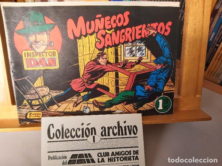 * COLECCION ARCHIVO C.A.H. * COMPLETA 1ª SERIE 18 NUMEROS * REEDICION IMPECABLE * (Tebeos y Comics - Tebeos Reediciones)