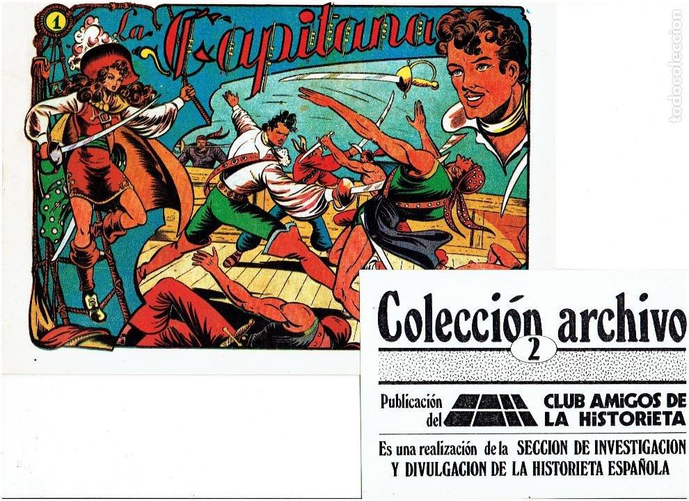 Tebeos: * COLECCION ARCHIVO C.A.H. * COMPLETA 1ª SERIE 18 NUMEROS * REEDICION IMPECABLE * - Foto 4 - 254200185