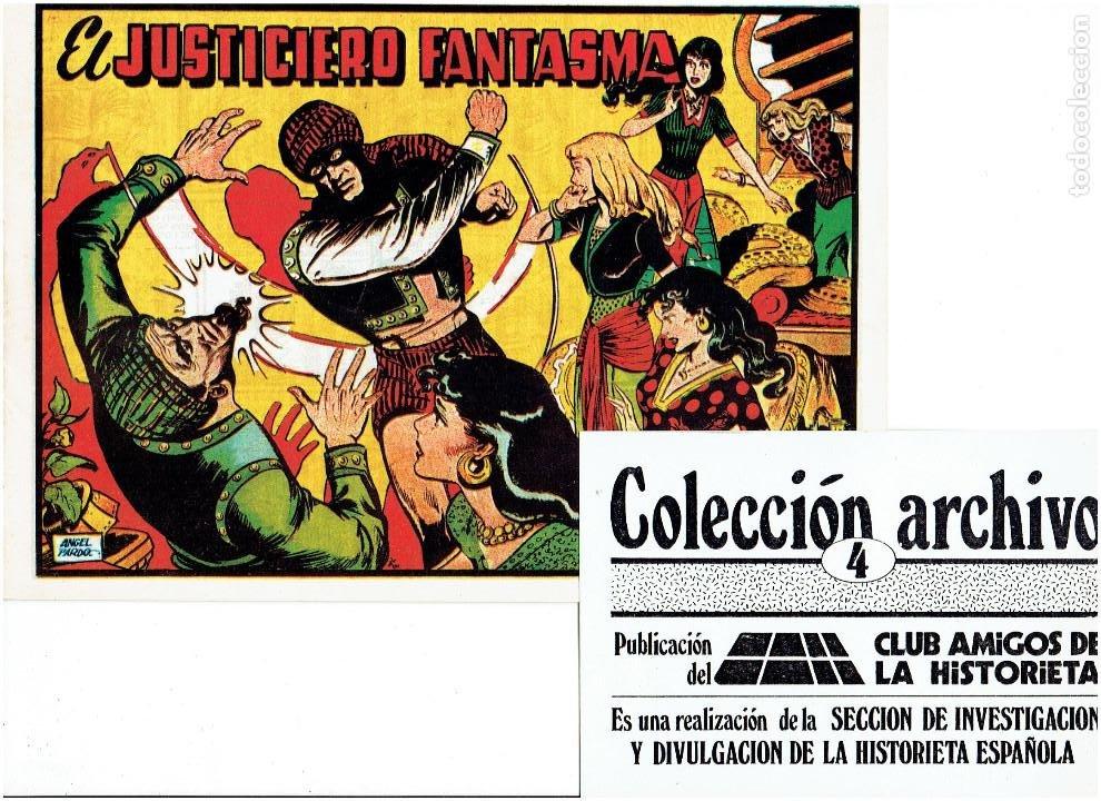 Tebeos: * COLECCION ARCHIVO C.A.H. * COMPLETA 1ª SERIE 18 NUMEROS * REEDICION IMPECABLE * - Foto 6 - 254200185