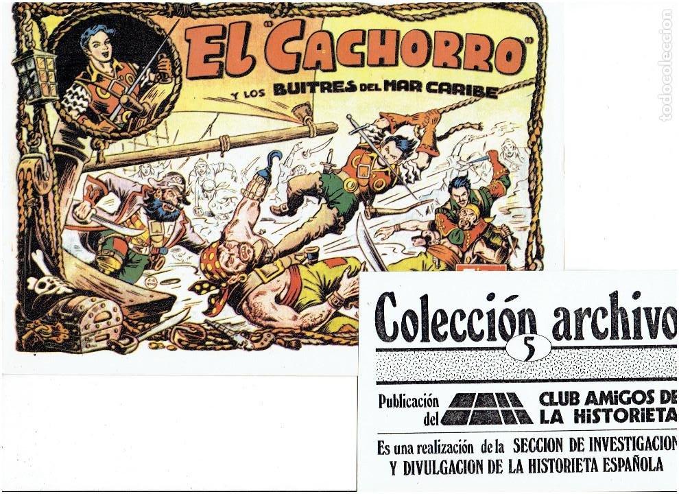 Tebeos: * COLECCION ARCHIVO C.A.H. * COMPLETA 1ª SERIE 18 NUMEROS * REEDICION IMPECABLE * - Foto 7 - 254200185
