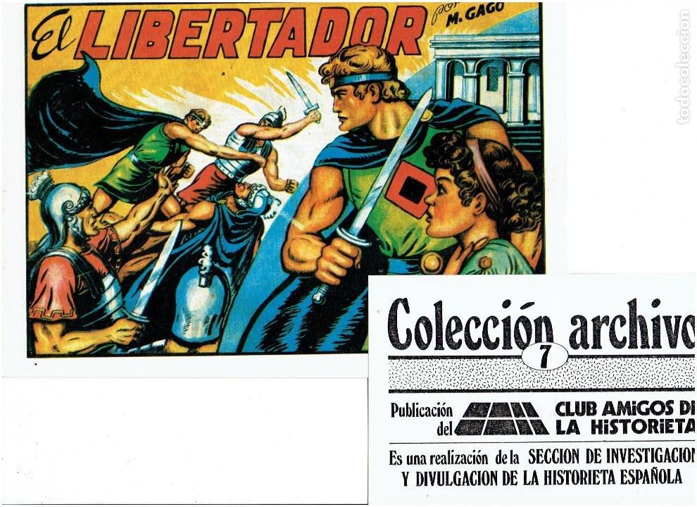 Tebeos: * COLECCION ARCHIVO C.A.H. * COMPLETA 1ª SERIE 18 NUMEROS * REEDICION IMPECABLE * - Foto 9 - 254200185
