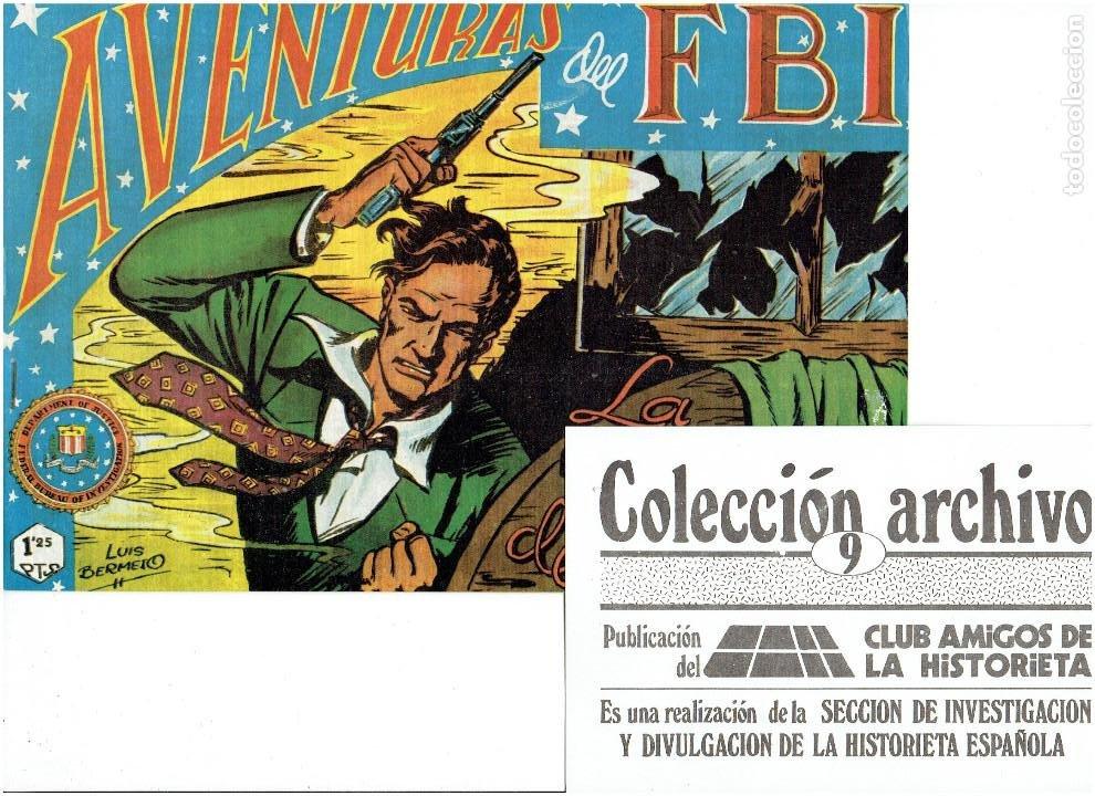 Tebeos: * COLECCION ARCHIVO C.A.H. * COMPLETA 1ª SERIE 18 NUMEROS * REEDICION IMPECABLE * - Foto 11 - 254200185