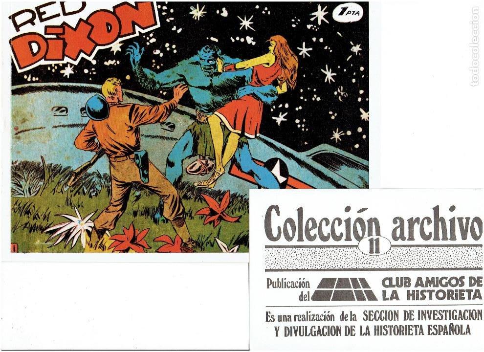 Tebeos: * COLECCION ARCHIVO C.A.H. * COMPLETA 1ª SERIE 18 NUMEROS * REEDICION IMPECABLE * - Foto 13 - 254200185
