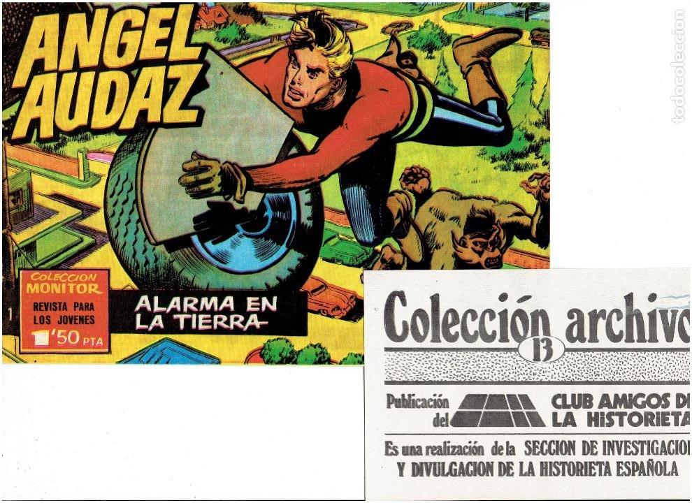 Tebeos: * COLECCION ARCHIVO C.A.H. * COMPLETA 1ª SERIE 18 NUMEROS * REEDICION IMPECABLE * - Foto 15 - 254200185
