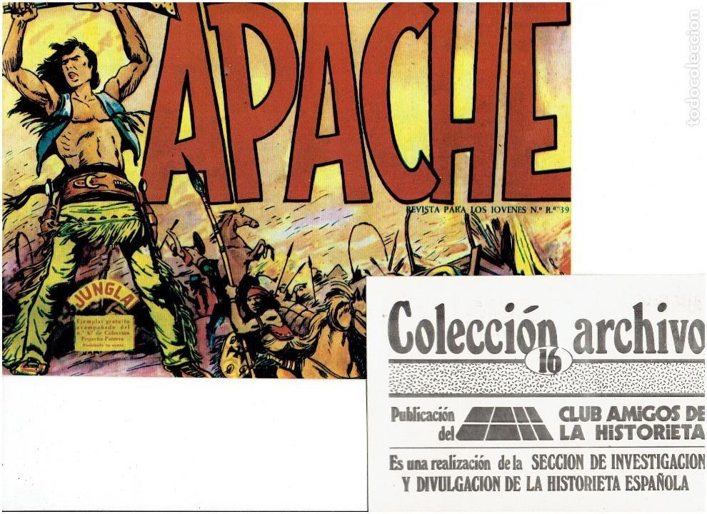 Tebeos: * COLECCION ARCHIVO C.A.H. * COMPLETA 1ª SERIE 18 NUMEROS * REEDICION IMPECABLE * - Foto 18 - 254200185