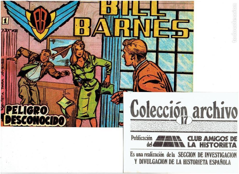 Tebeos: * COLECCION ARCHIVO C.A.H. * COMPLETA 1ª SERIE 18 NUMEROS * REEDICION IMPECABLE * - Foto 19 - 254200185