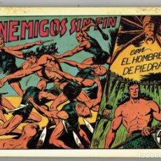 Tebeos: PURK EL HOMBRE DE PIEDRA TOMO 2 (M. GAGO) CONTIENE 8 EJEMPLARES (REEDICIÓN). Lote 254596455