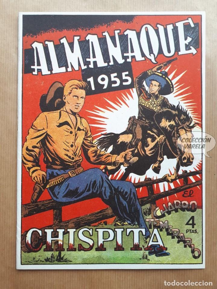 CHISPITA - ALMANAQUE 1955 - REEDICIÓN (Tebeos y Comics - Tebeos Reediciones)