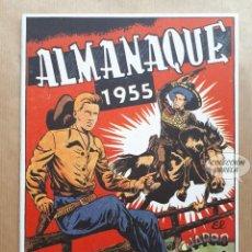 Tebeos: CHISPITA - ALMANAQUE 1955 - REEDICIÓN. Lote 257675090