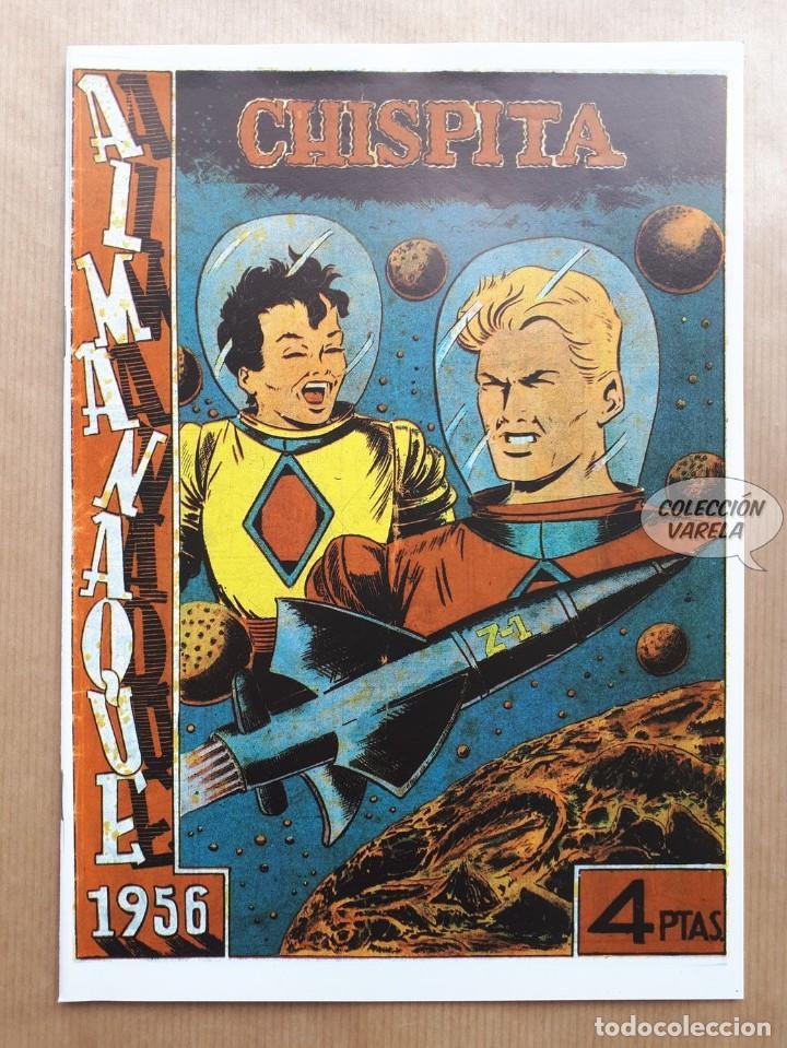 CHISPITA - ALMANAQUE 1956 - REEDICIÓN (Tebeos y Comics - Tebeos Reediciones)