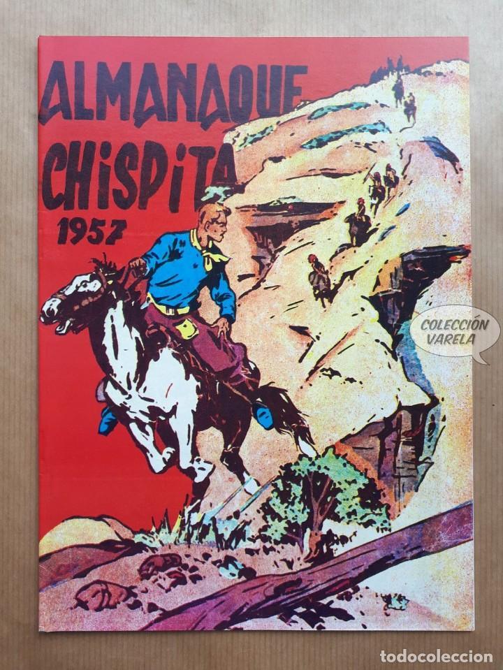 CHISPITA - ALMANAQUE 1957 - REEDICIÓN (Tebeos y Comics - Tebeos Reediciones)