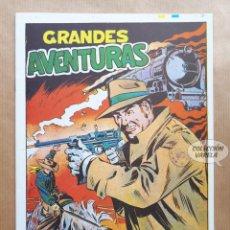 Tebeos: GRANDES AVENTURAS - ALMANAQUE 1952 - REEDICIÓN. Lote 257676640