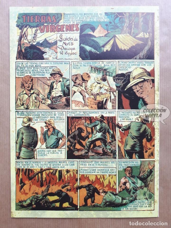 Tebeos: Selección de Aventuras - Almanaque 1951 - Reedición - Foto 2 - 257677300