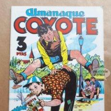 Tebeos: COYOTE - ALMANAQUE 1951 - REEDICIÓN. Lote 257678355